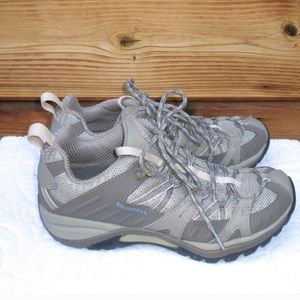 Merrell Waterproof Vibram Low Top Hiking Boots